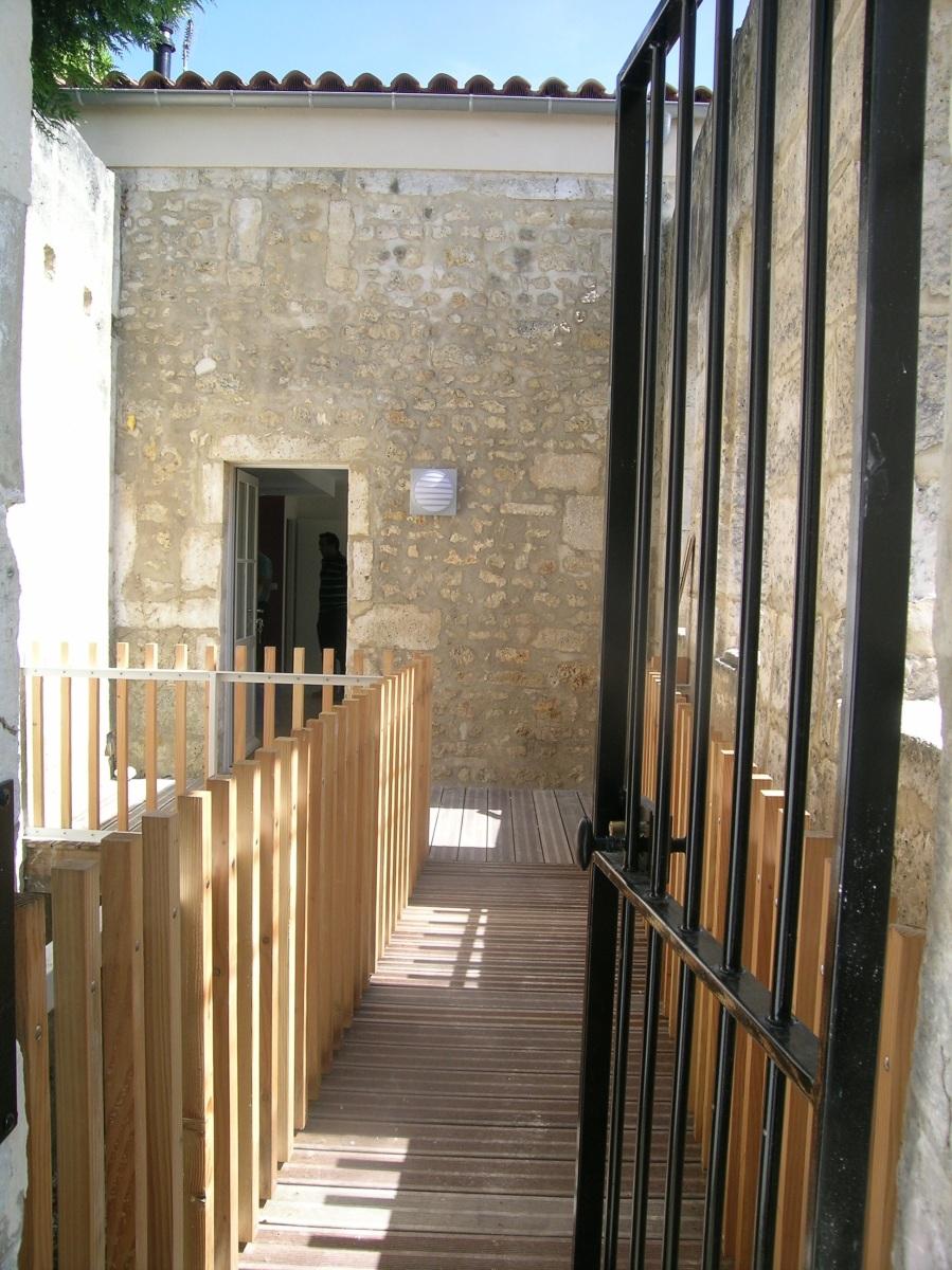 Rembardes et Terrasse - Angoulême (16)