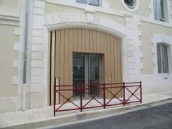 Habillage Porte Extérieure - Jarnac (16)