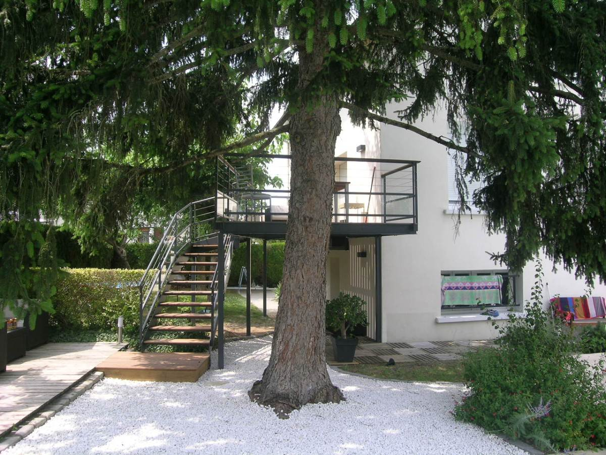 Terrasse et Escaliers - Angoulême (16)