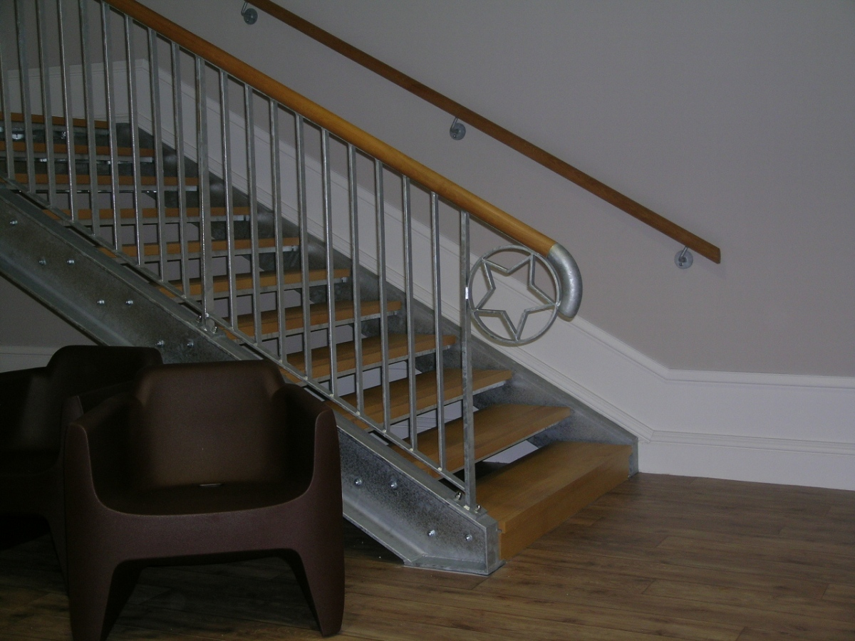 Escalier Intérieur - Jarnac (16)